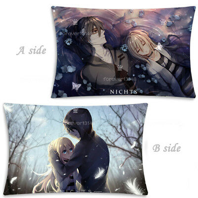 Anime Angels of Death Zack Dakimakura Hugging Pillow Case Otaku 50*150cm#12-89