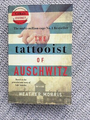 The Tattooist of Auschwitz (Paperback) Book by Heather Morris 9781785763670 NEW