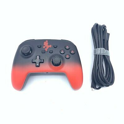 PowerA enhanced Wired SUPER Mario Controller Nintendo MARIO FADE