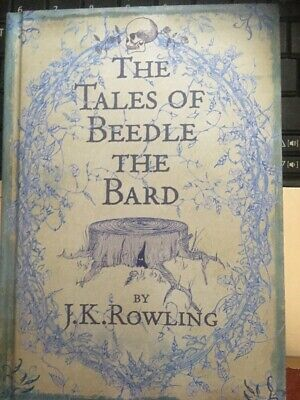 The Tales of Beedle the Bard by J. K. (Hardback, 2008) NEW