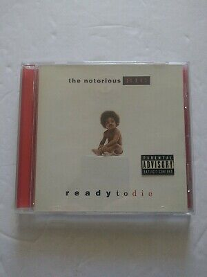 THE NOTORIOUS BIG - READY TO DIE 1994 PA CD EXCELLENT MINT condition east coast