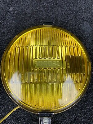 Rootes Vintage 60's Yellow Fog Light