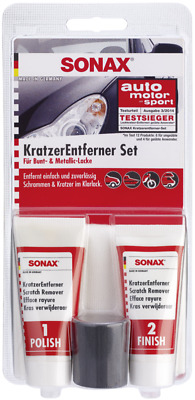 Sonax KratzerEntferner Set 2x25ml