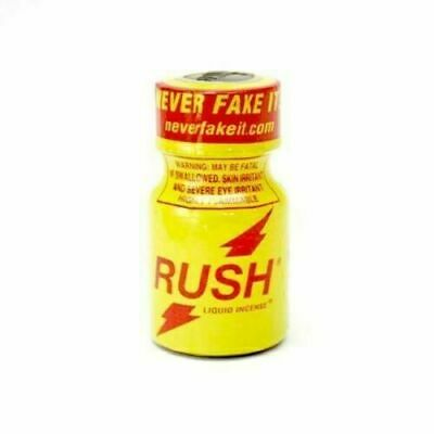 RUSH POPPER INCENSO liquido