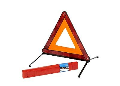 RCT1360 - Ring Automotive Collapsible Warning Triangle in Plastic Sheath