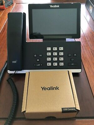 Yealink SIP-T58A Media Phone WITH Camera (New Version)
