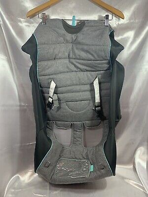 Munchkin Brica GoShop Baby Shopping Cart Cover, Grey Used couple times