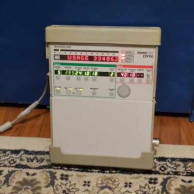 Pulmonetic Systems LTV 950 Ventilator - Tested Working!