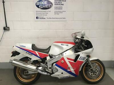 Yamaha fzr 1000 exup Genesis 1990 37k miles comes with spare hpi clear years mot
