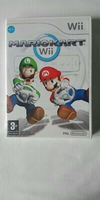 Mario Kart Wii Nintendo Wii CASE ONLY No Game FREE SHIPPING