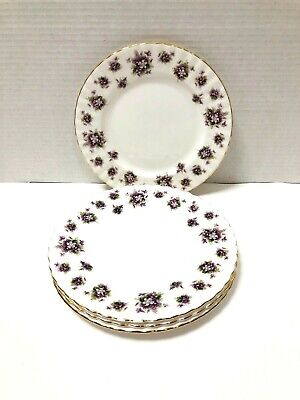 """Royal Albert Lunch Plate 8"""" (4pieces)"""