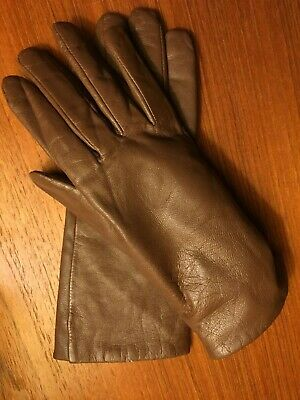Women's Isotoner Gloves -  Genuine Leather - Size 6.5 - Style 88325
