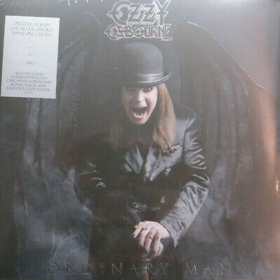 Osbourne Ozzy Ordinary Man Lp 180 Gr. Silver Smoke Colored (Indie Store Only)