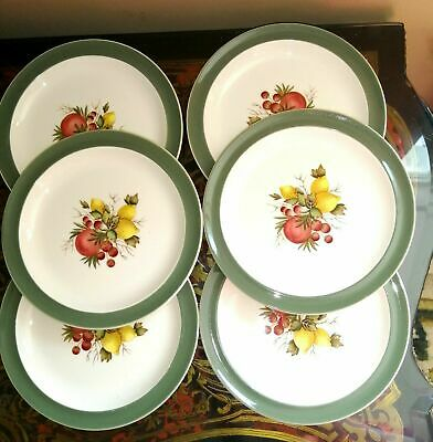 Wedgwood 'Covent Garden' Side Cake Tea Plates 7 inch 18cm (price per plate)