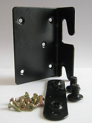 Heavy Duty Bed Frame Connector Metal Corner Fitting RIGHT Bracket Bed Hook