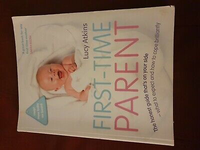 First time parent parenting books