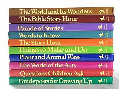 Lot of 10 Child Horizons Standard Education Set Free Shipping