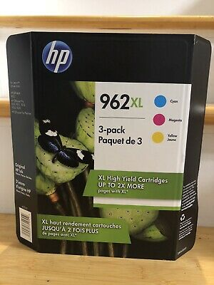 Flow MFP 586 WORLDS OF CARTRIDGES Remanufactured Ink Cartridge Replacement for HP 981A for Use in PageWide Enterprise Color 556//586 3-Pack: Cyan + Magenta + Yellow MFP 586
