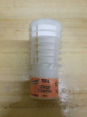 6 Rubbermaid TCell Mango Blossom Scent Air Freshener Refill New!