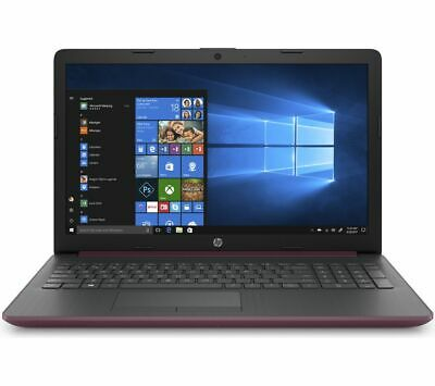 "HP 15-db0500sa 15.6"" AMD A6 Laptop 1 TB HDD 4GB Ram Full HD Mauve - Currys"