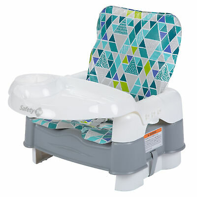 Safety 1st Deluxe Sit, Snack & Go Convertible Booster, Brook