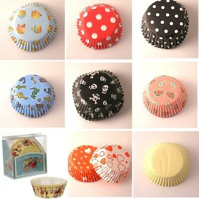 Cupcake Cases: Multi Pack of 628 cupcake cases:  9 different designs