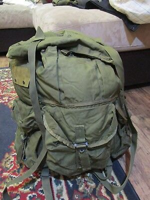 U.S. Army Issue  Medium Size Alice Pack.