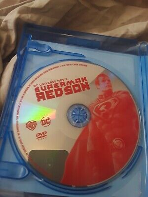 Superman: Red Son DVD only