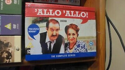 'Allo 'Allo! the complete series box set, I will say this only once!