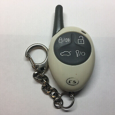 COMPUSTAR REMOTE 1WFM4R Keyless Entry KEY FOB FREE PROGRAMMING Blue Led