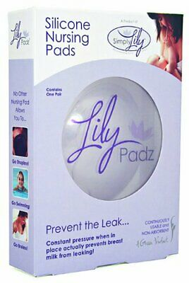 LilyPadz Non Absorbent Breast Pads