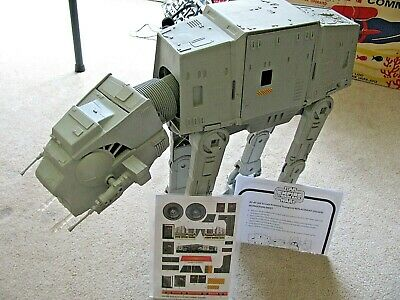 Vintage ATAT AT-AT Walker  Label Stickers