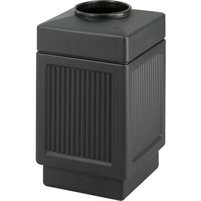 Safco Canmeleon Waste Receptacle 9475BL 9475BL  - 1 Each