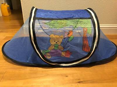 Sweet Baby Dreaming Fold-up baby net tent