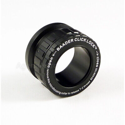 # CLSC-2 2956220 Visual Back Baader 2 SCT Click-Lock Eyepiece Adapter with 2 SCT Thread