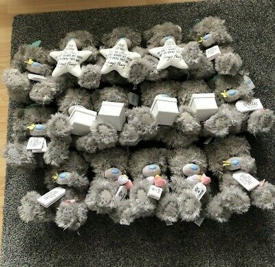 Job Lot Me To You Bears Mixed Lot 30 In Total New With Tags