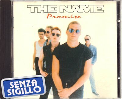 """The Name """" Promise """" Cd Nuovo 1989"""
