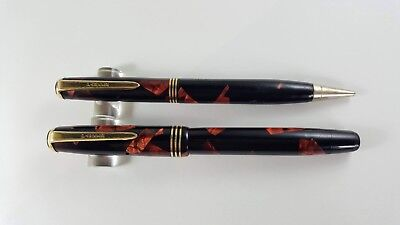 Parker Challenger Deluxe Fountain Pen And Pencil Set