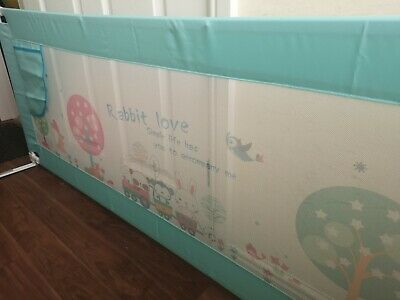 Baby / toddle bed rail (no box) easy to assemble. Ready to post.