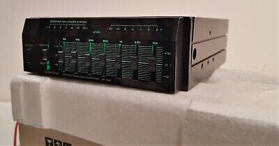 Pioneer Bp-780 - Graphic Equalizer/Amplifier -