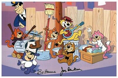 TOP CAT &  the GANG PRINT Hanna Barbera