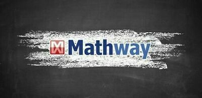 Mathway Account Subscription 24 Months  2 Years Warranty