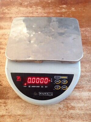 Ohaus Scales Bw Series