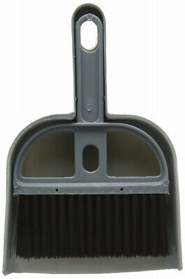 (n/a, Multi-Colour) - Yellowstone Camping Dustpan and Brush. Shipping Included