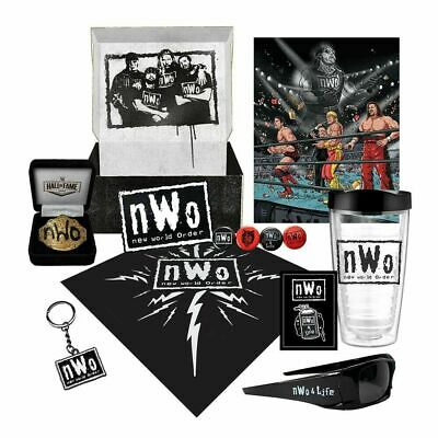 nWo Collectors Box, Limited to 1,000, brand new and unopened