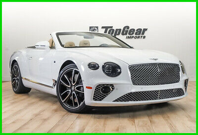 2020 Bentley Continental GT V8 First Edition 2020 CONTINENTAL GTC FIRST EDITION SAVE $50K OFF MSRP