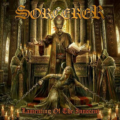 Sorcerer - Lamenting Of The Innocent CD ALBUM NEW (29TH MAY)
