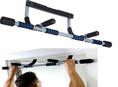 Fitness Doorway Pull-Up Bar   Portable Horizontal Chin Up Bar for Body Workout