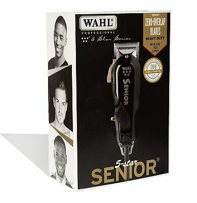 Wahl 8545 5-star Professional Senior Corded Clipper