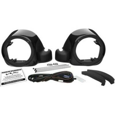 """Hogtunes Wild Boar 6.5"""" Lower Speaker Adapters for Twin-Cooled Models"""